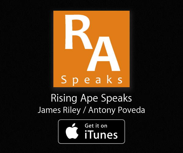 rising ape podcast iTunes