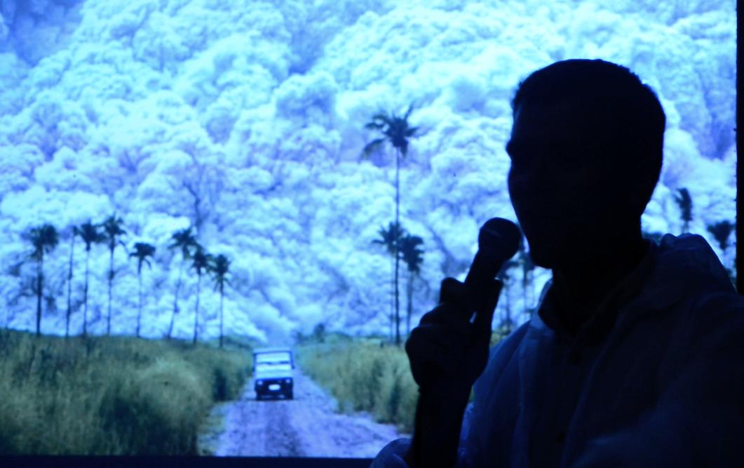 Rising Ape Eruption