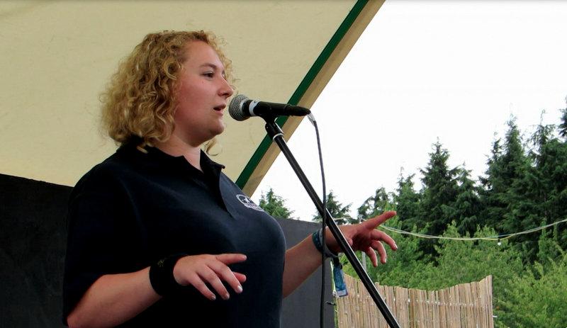 Zoe Speech